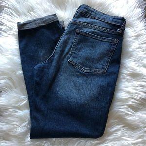 {GAP} Skinny Rollup Jeans